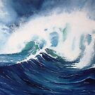 Big Wave by Shelagh Linton