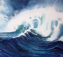 Ocean by Shelagh Linton
