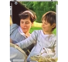 Look at the pretty pictures iPad Case/Skin