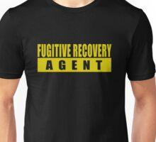 FUGITIVE RECOVERY AGENT Unisex T-Shirt