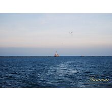 Lake Michigan  Photographic Print