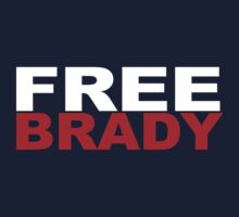 4 Game Suspension Free Tom Brady  by emrdesigns
