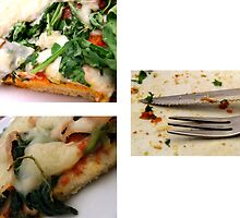 Pizza Triology by TriciaDanby