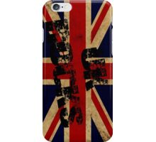 UK ROCKS iPhone Case/Skin