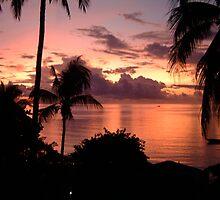 Beach Sunrise by Dea B