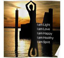 I am Spirit Poster