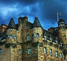 Castle Fraser by Panalot
