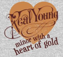 Real Young Minor with a Heart of Gold by lilterra.com One Piece - Long Sleeve