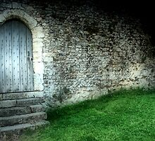 A Door Is Not A Jar In HDR by jakeof