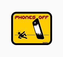 PHONES OFF 2 Unisex T-Shirt