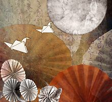 Volar al Oriente by dmcart