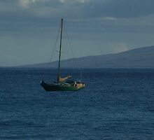 Sailboat by Imagery