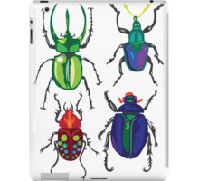 Beetles iPad Case/Skin