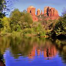 Cathedral Rock by aussiedi