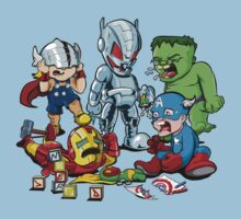 Avenger Babies: Nursery Age of Ultron Kids Clothes
