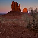 Monument Valley by Nick Johnson
