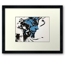 Metal Gear Rising : Revengeance [raiden] Framed Print