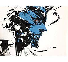 Metal Gear Rising : Revengeance [raiden] Photographic Print