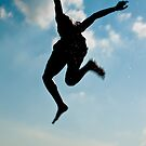 Jump... by Bojoura Stolz