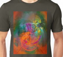 Indian Summer- colorful digital abstract art by Gordan P. Junior Unisex T-Shirt