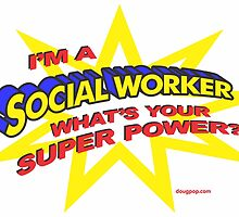 Super Social Worker by DougPop