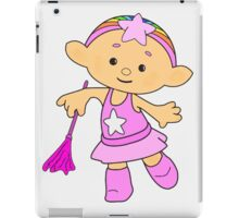 Baba Pink Cloudbaby iPad Case/Skin