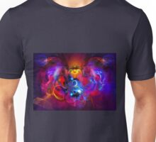 Jocker- colorful digital abstract art  Unisex T-Shirt