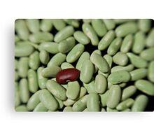 Beans V Canvas Print