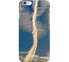 Drawing into the Sky iPhone Case/Skin