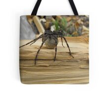 Spider and Egg Sack Tote Bag