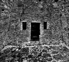Eilean Mor Chapel by Roddy Atkinson