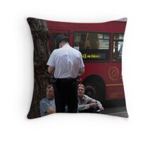 Section 5 Throw Pillow