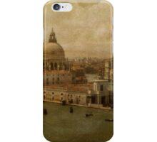 Vintage Venice iPhone Case/Skin
