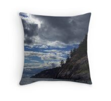 Pender Island B.C.  Throw Pillow