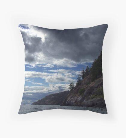 Pender Island B.C.  Throw Pillow