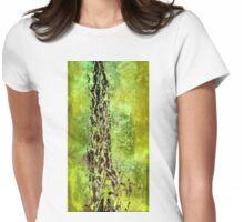 Giraffe dregs Womens Fitted T-Shirt
