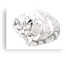 Annie's Cat Canvas Print