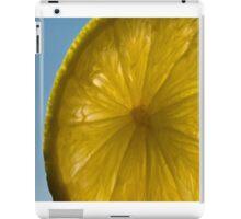 Lime I iPad Case/Skin