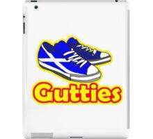 GUTTIES  iPad Case/Skin