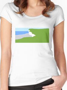 Coast Women's Fitted Scoop T-Shirt