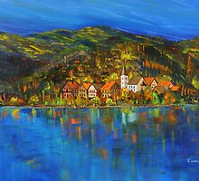 Lake Bled  (Slovenia) by JorgeCaputi