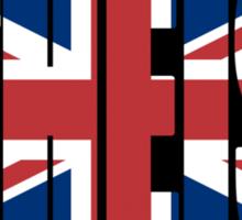 UK Atheist  Sticker