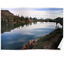 Cecret Lake Poster