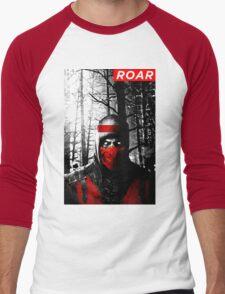 Roar Injustice Men's Baseball ¾ T-Shirt