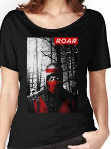 Roar Injustice Women's Relaxed Fit T-Shirt