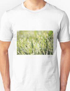 Green green grass of home  T-Shirt