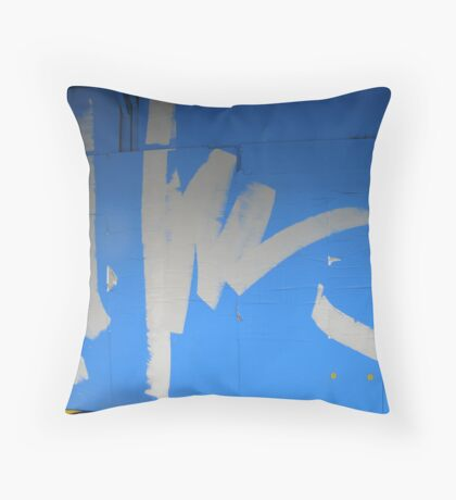 Gestural Throw Pillow