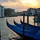 Venetian  Evening by martinilogic