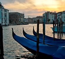 Venetian  Evening by martinilogic
