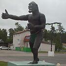 Bigfoot (Sasquatch) by Beetlejuice